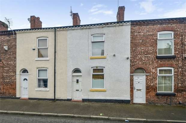 3 Bedrooms Terraced House for sale in Stringer Street, Leigh, Lancashire