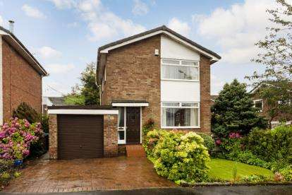 3 Bedrooms Detached House for sale in Wotherspoon Drive, Beith