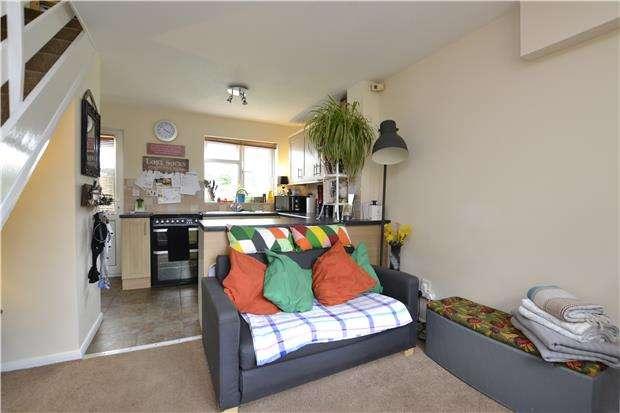 1 Bedroom Semi Detached House for sale in Burwell Meadow, WITNEY, OX28 5JG