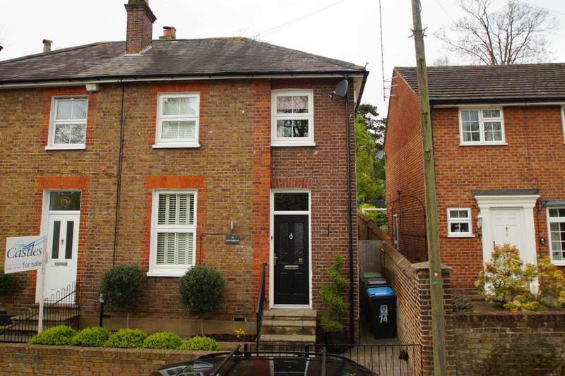 3 Bedrooms Semi Detached House for sale in Cotterells, Hemel Hempstead