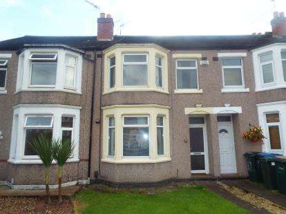 2 Bedrooms Terraced House for sale in Devon Grove, Coventry, West Midlands
