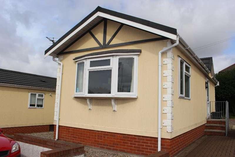 2 Bedrooms Park Home Mobile Home for sale in Bel-Aire Park Homes, Heysham, Lancashire, LA3 2SF