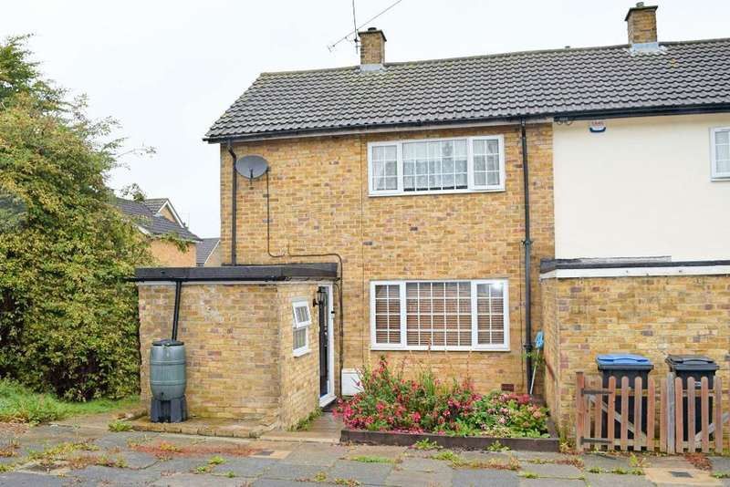 2 Bedrooms End Of Terrace House for sale in Church Leys, Harlow, Essex, CM18 6DB