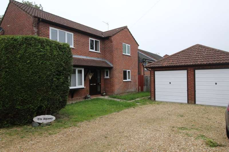 4 Bedrooms Detached House for rent in The Spinney Wildern Lane, Hedge End, Southampton, SO30