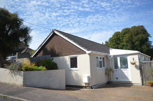 4 Bedrooms Detached Bungalow for sale in Upper Highfield, Sidmouth, Devon