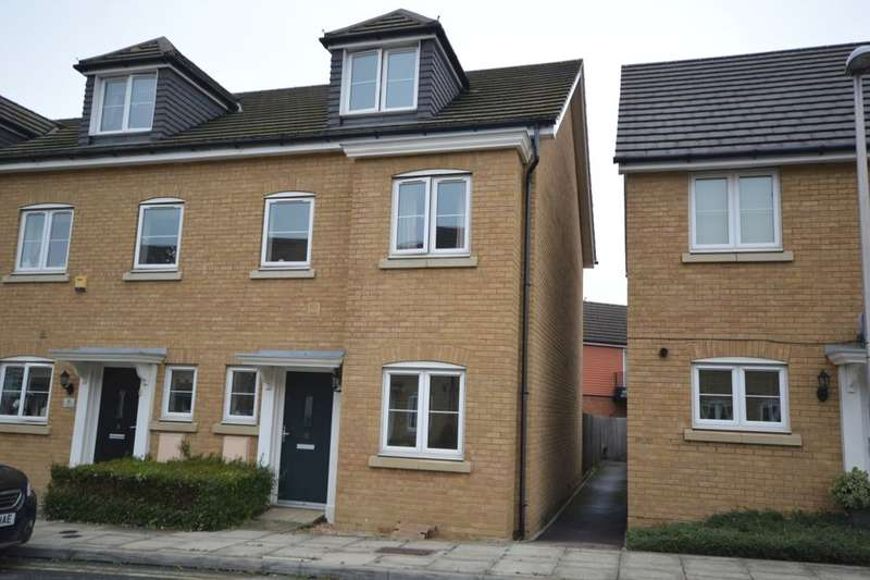 3 Bedrooms Property for sale in Horace Road, Rochester, ME2