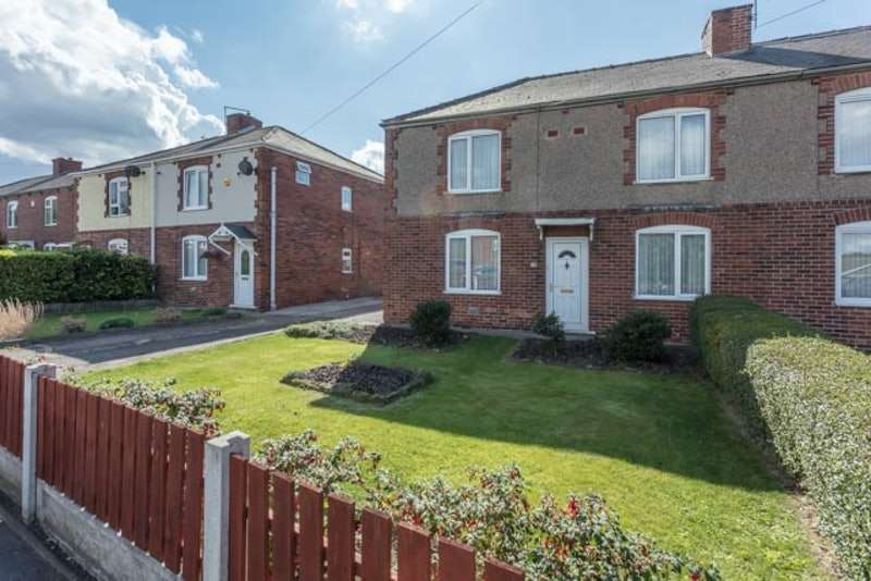 3 Bedrooms Semi Detached House for sale in Station Rd., Royston, South Yorkshire, S71