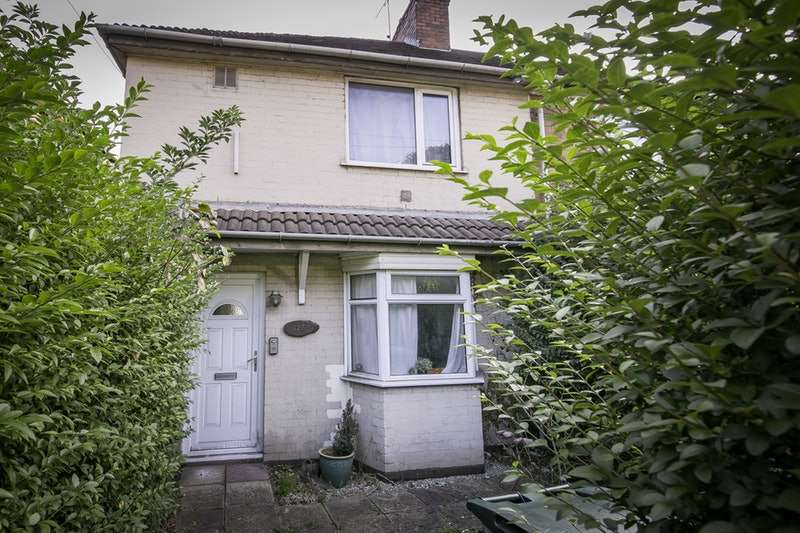 3 Bedrooms Semi Detached House for sale in London Road, Coventry, West Midlands, CV1
