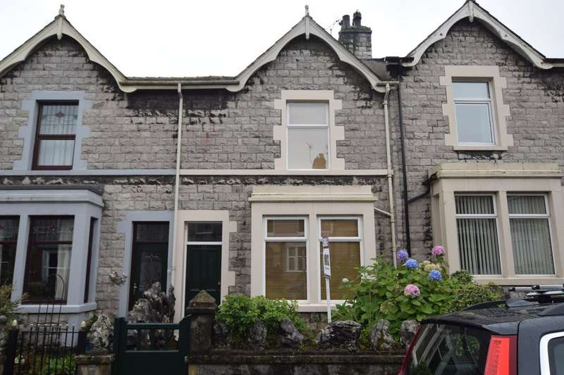 3 Bedrooms Terraced House for sale in Lightburn Avenue, Ulverston, Cumbria, LA12 0DJ