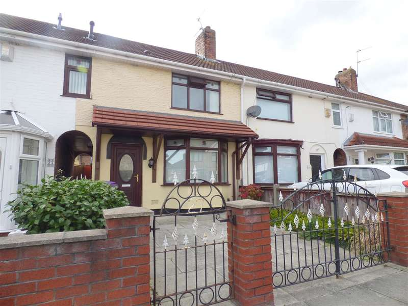 2 Bedrooms Terraced House for sale in Gribble Road, Fazakerley