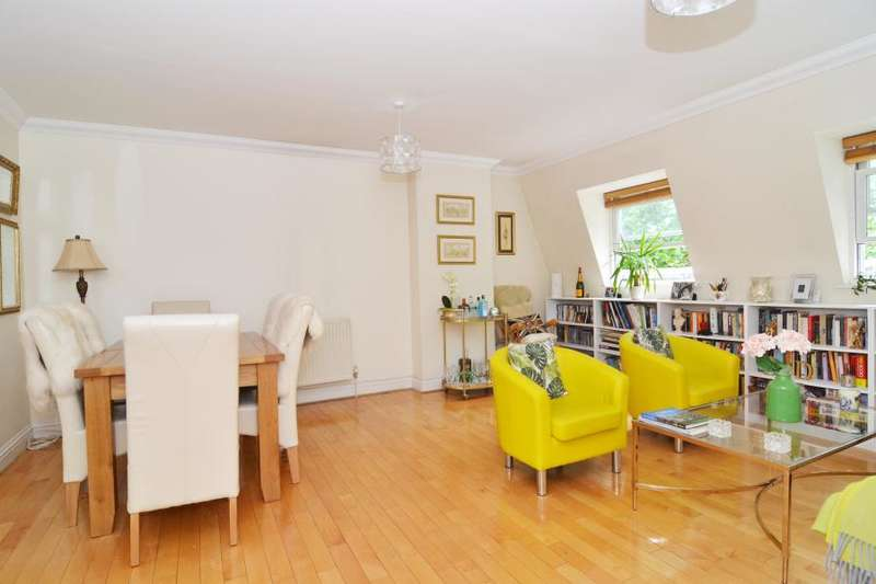 2 Bedrooms Flat for sale in Chiswick High Road, Chiswick W4