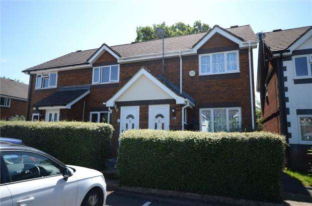 2 Bedrooms Terraced House for sale in Water Rede, Church Crookham, Fleet