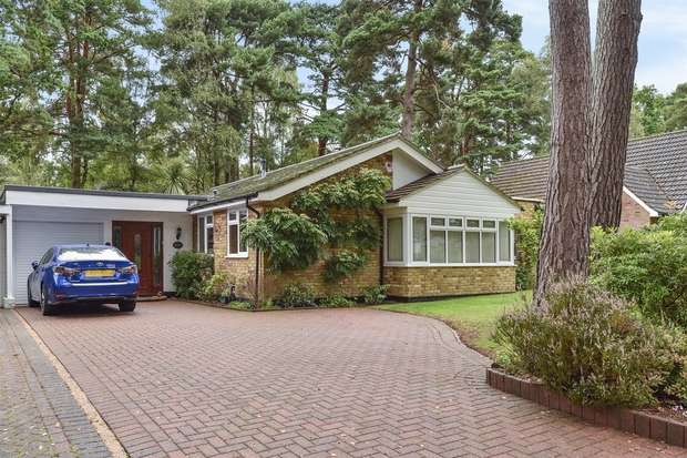 3 Bedrooms Link Detached House for sale in Heatherway, CROWTHORNE, Berkshire