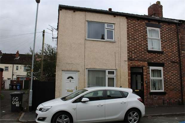 2 Bedrooms End Of Terrace House for sale in Queen Street, Orrell, Wigan, Lancashire