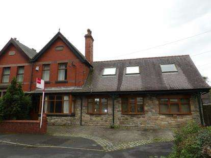 5 Bedrooms Semi Detached House for sale in Darlington Street, Coppull, Chorley, Lancashire