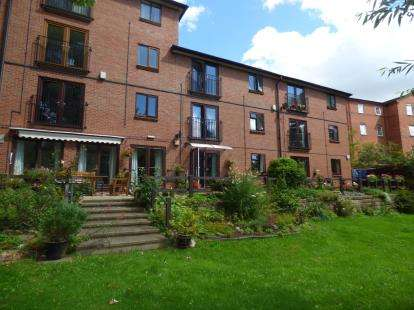2 Bedrooms Flat for sale in Eaton Court, Leaper Street, Derby, Derbyshire
