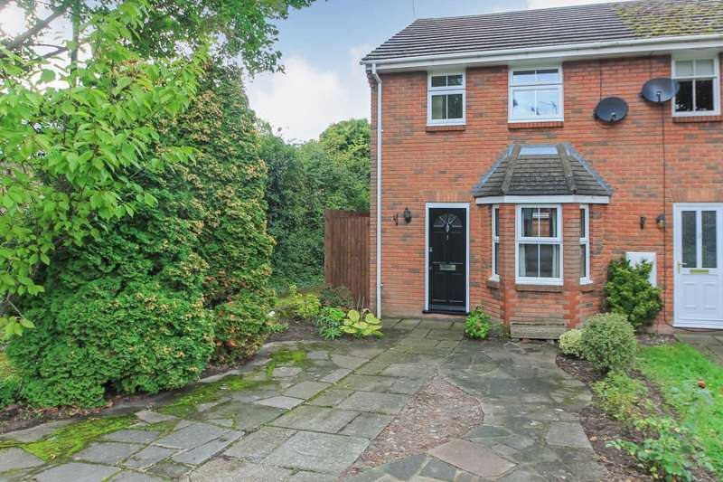 2 Bedrooms End Of Terrace House for sale in Bulbourne Court, Tring, Hertfordshire