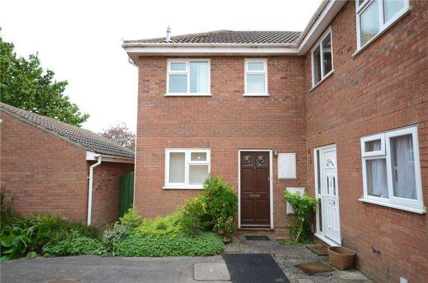 1 Bedroom End Of Terrace House for sale in Lalande Close, Wokingham, Berkshire