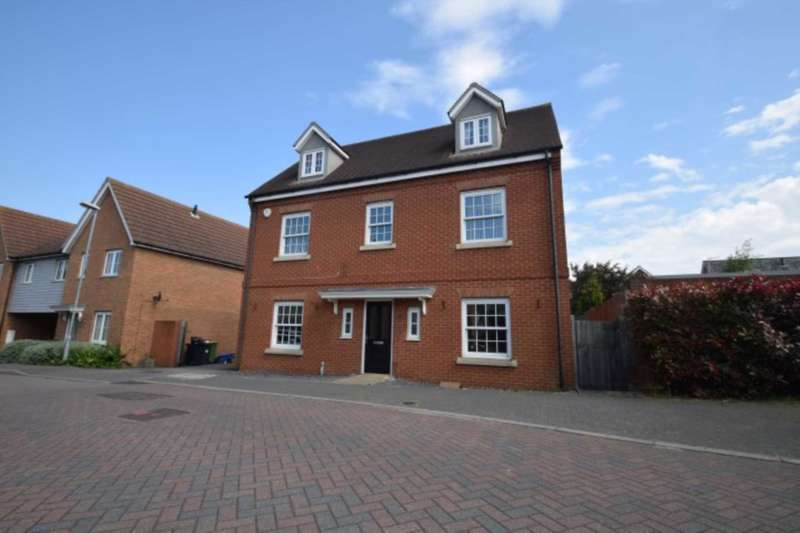 5 Bedrooms Detached House for sale in Temple Way, Rayleigh