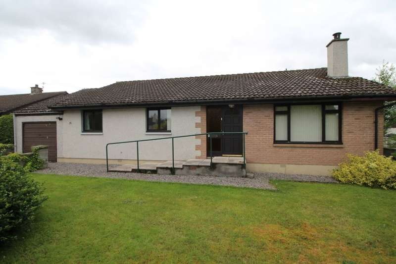 3 Bedrooms Detached Bungalow for sale in Wyvis Crescent, Conon Bridge, Dingwall, IV7