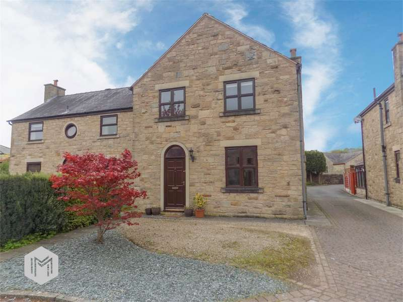 4 Bedrooms Detached House for sale in Crofters Walk, Bolton, BL2