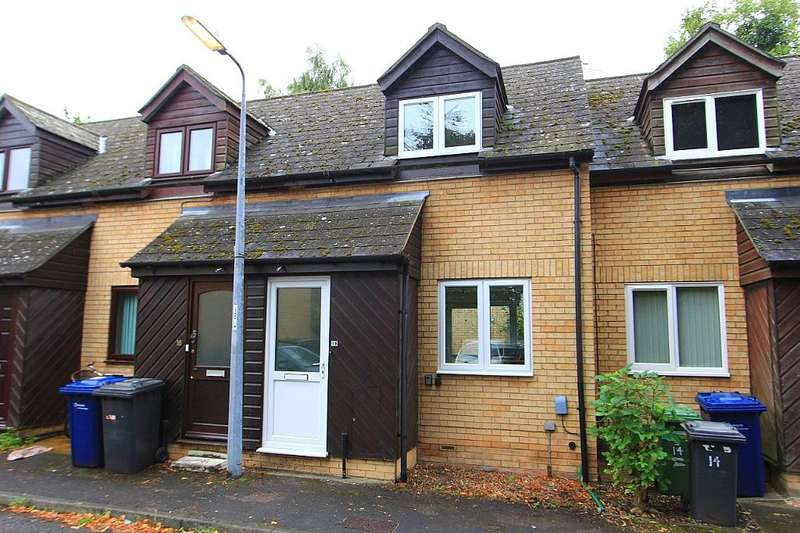 1 Bedroom Terraced House for sale in Primary Court, Cambridge, Cambridgeshire, CB4 1NB
