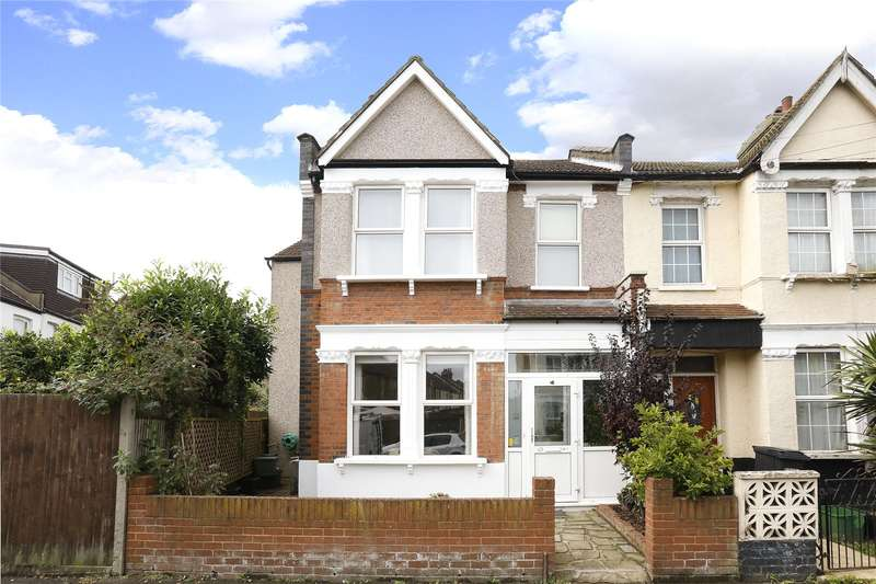 4 Bedrooms End Of Terrace House for sale in Southcote Road, South Norwood