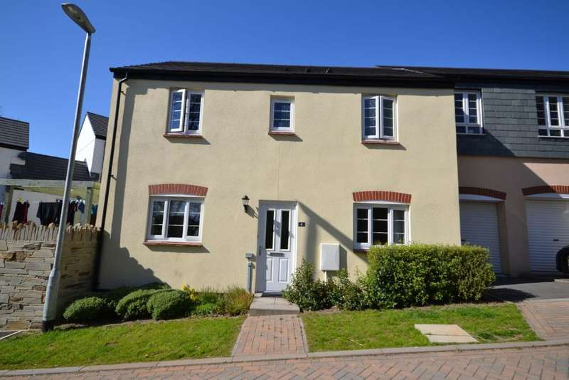 3 Bedrooms House for sale in Hugos Mill, Lowen Bre, Truro,