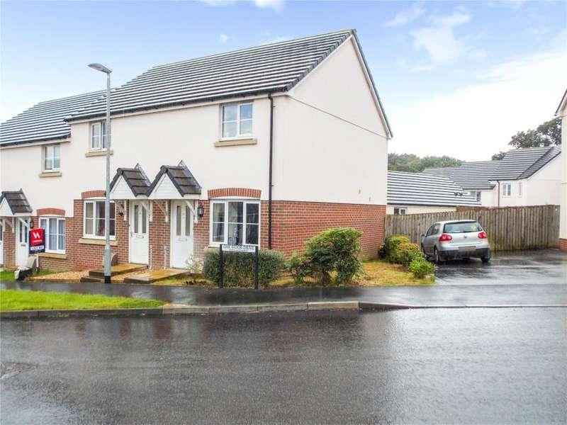 2 Bedrooms End Of Terrace House for sale in Oak Moor Drive, Launceston, Cornwall