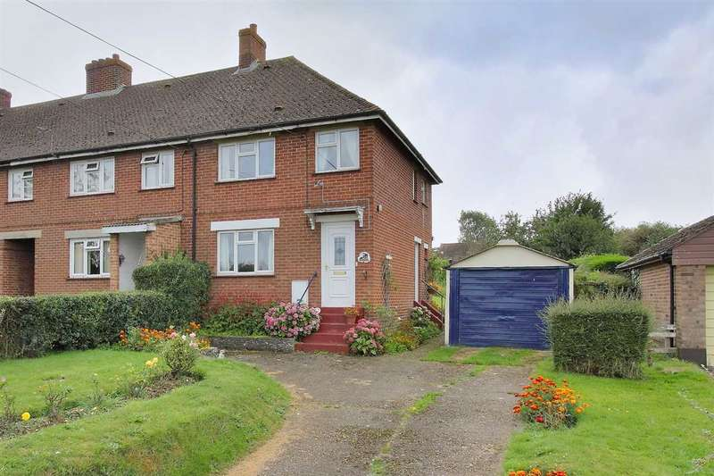 3 Bedrooms End Of Terrace House for sale in Dellands, Overton