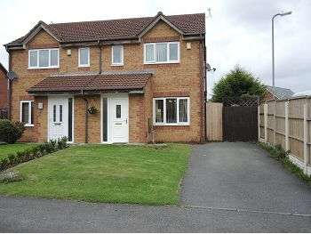 3 Bedrooms Semi Detached House for sale in Merrydale Drive, Croxteth, Liverpool