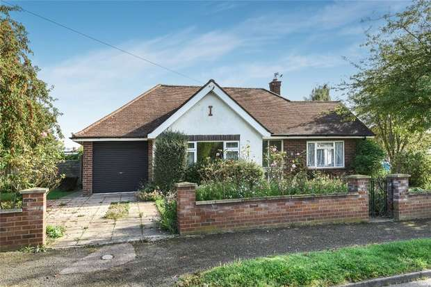 3 Bedrooms Detached Bungalow for sale in High View, Bedford