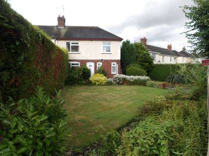 3 Bedrooms Semi Detached House for sale in North Street, Atherstone, Warwickshire