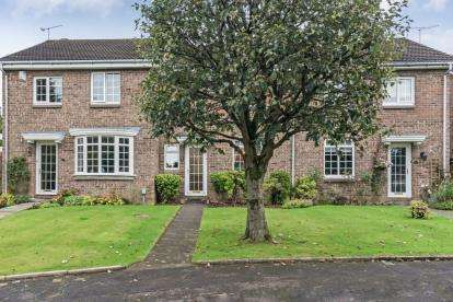 2 Bedrooms Terraced House for sale in Ledcameroch Park, Bearsden