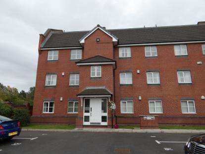 2 Bedrooms Flat for sale in Armstrong Quay, Liverpool, Merseyside, L3