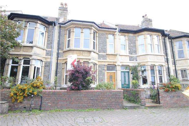 4 Bedrooms Terraced House for sale in Stackpool Road, Southville, Bristol, BS3 1NX