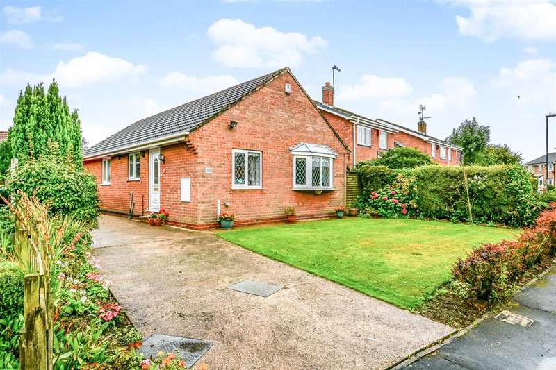 3 Bedrooms Detached Bungalow for sale in Broadmanor, North Duffield, Selby, YO8 5RZ