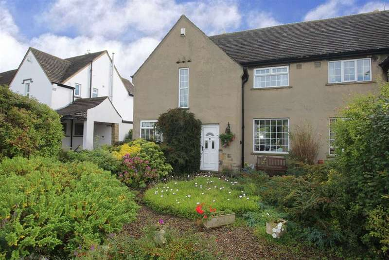 3 Bedrooms Semi Detached House for sale in Southway, Horsforth, LS18