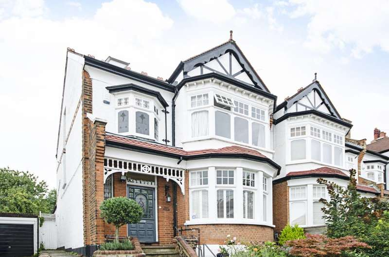 4 Bedrooms House for sale in Lansdowne Road, Muswell Hill, N10