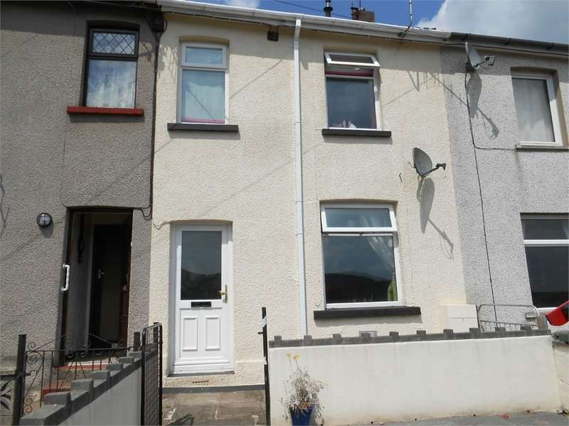 2 Bedrooms Terraced House for sale in Constant Row, Risca, Newport, NP11