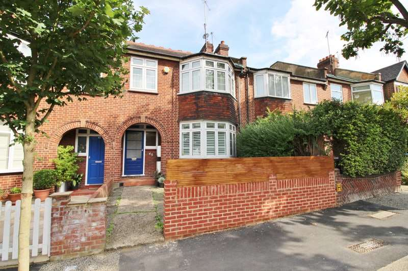 2 Bedrooms Flat for sale in Chandos Road, London, London, NW2