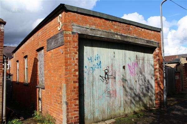 Garages Garage / Parking for sale in Stratford Road, Wolverton, Milton Keynes