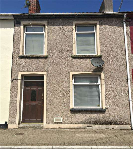 2 Bedrooms Terraced House for sale in Bonvilston Road, Trallwn, Pontypridd