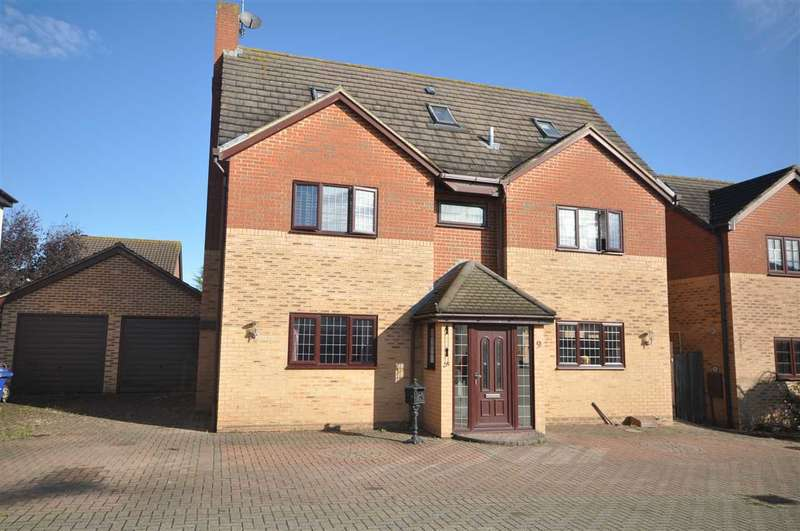 5 Bedrooms Detached House for sale in Welling Road, Orsett
