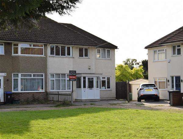 4 Bedrooms End Of Terrace House for sale in Orchard Close, New Denham