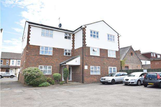 1 Bedroom Flat for sale in Chandler Road, BEXHILL-ON-SEA, East Sussex, TN39 3QN