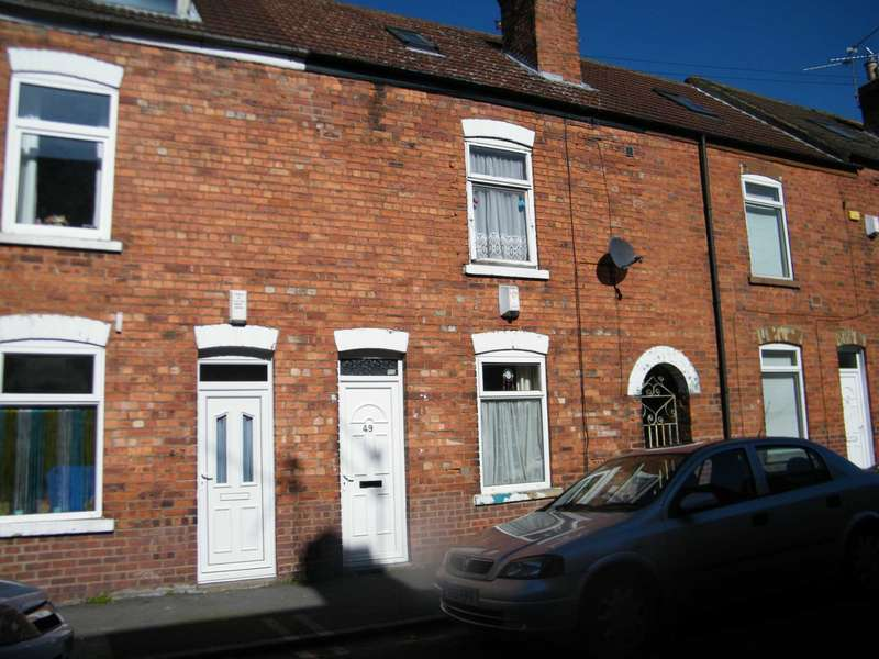 2 Bedrooms Terraced House for sale in Tower Street, Gainsborough