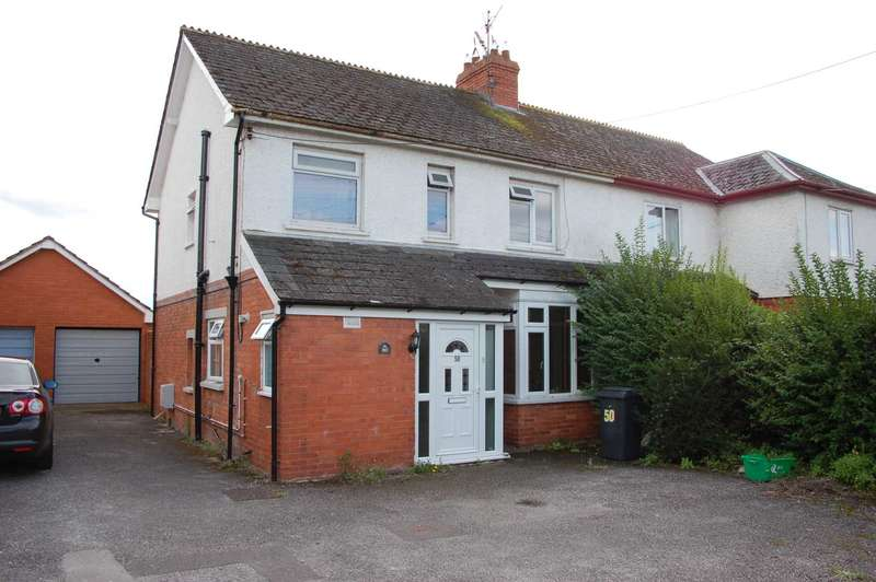 3 Bedrooms Semi Detached House for sale in Hamilton Road