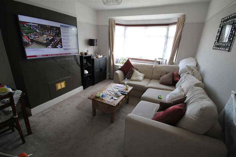 2 Bedrooms Maisonette Flat for sale in Millway Gardens, Northolt