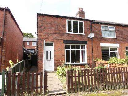 2 Bedrooms End Of Terrace House for sale in Whittle Grove, Heaton, Bolton, Greater Manchester, BL1